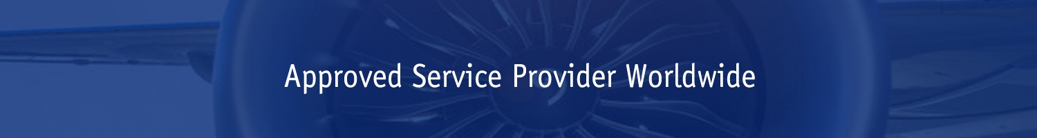 Approved Service Provider Worldwide